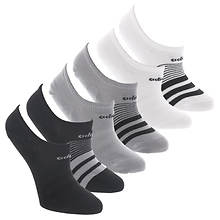 adidas Women's Superlite 6-Pk Super No Show Socks