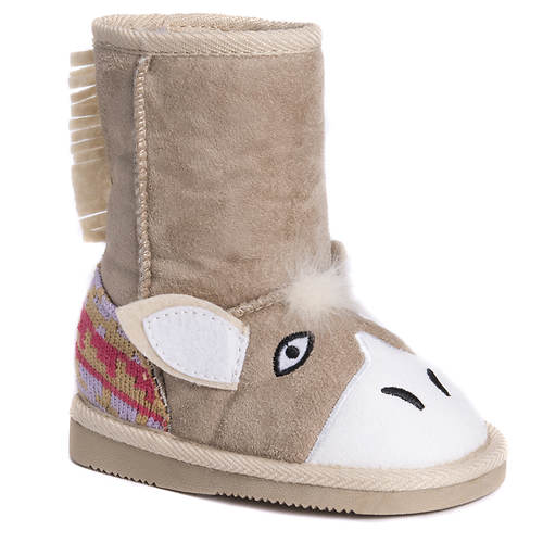 MUK LUKS Palo the Horse Boot (Kids Toddler)