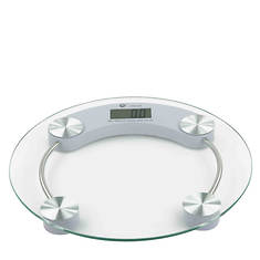 Round Bathroom Scale