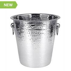 Hammered Champagne Bucket
