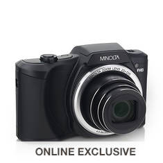 Minolta 20MP HD Camera with 22X Zoom