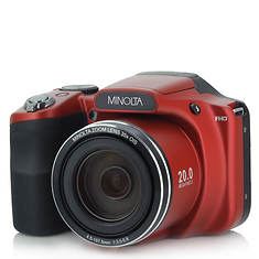 Minolta 35x Zoom 20 Megapixel Camera Bundle