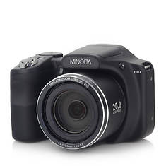 Minolta 35x Zoom 20 Megapixel Camera Bundle