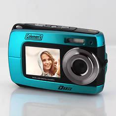 Coleman Dual Screen Waterproof HD Camera