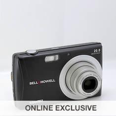 Bell+Howell 20MP 5X Optical Zoom HD Digital Camera
