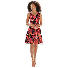 Go-To Fit-And-Flare Dress