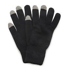 Quiet Wear Men's Knit Texting Glove