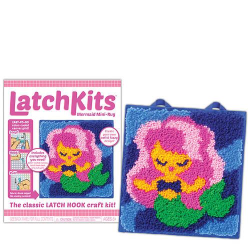 LatchKits Latch Hook Craft Kit
