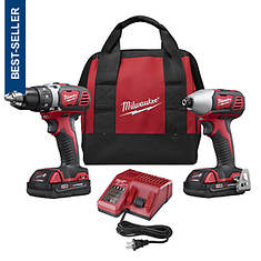 Milwaukee M18 Drill and Impact Driver Kt