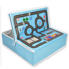 Fun2Give Pop-it-Up Garage and Road Playmat