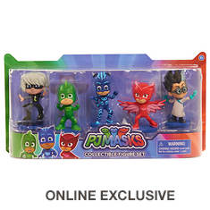 PJ Masks 5-Figure Set