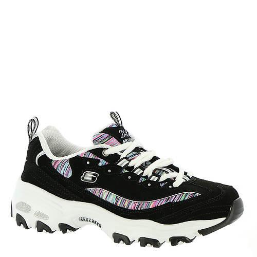 Skechers Sport D'Lites Interlude Lace-Up Athletic Shoe (Women's)