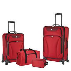 Augusta 4-Piece Luggage Set