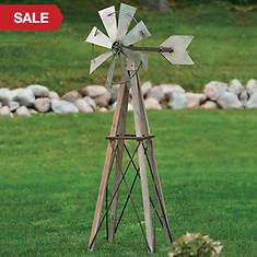 Decorative Outdoor Windmill