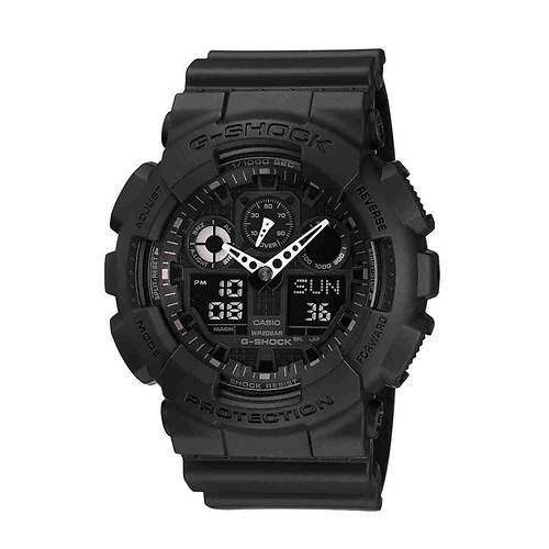 Casio Large G-Shock Analog-Digital Watch