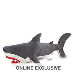 Melissa & Doug Shark Giant Stuffed Animal