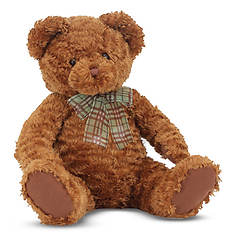 Melissa & Doug Chestnut Bear Stuffed Animal