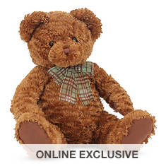 Melissa & Doug Chestnut Bear Stuffed Animal
