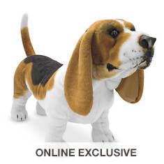 Melissa & Doug Basset Hound Giant Stuffed Animal