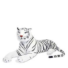 Melissa & Doug White Tiger Giant Stuffed Animal