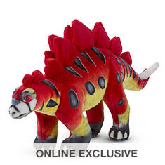 Melissa & Doug Stegosaurus Giant Stuffed Animal