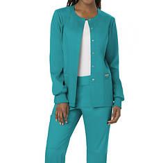 Cherokee Medical Uniforms Workwear Revolution Snap Jacket