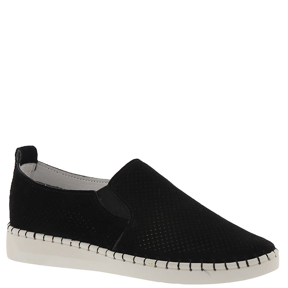 *Casual sneakers are currently in the style spotlight - this shoe\\\'s cool perfs take the trend to a cutting-edge new level *Leather upper with cutout accents *Slip-on style with dual side gores for an easy fit *Memory Foam footbed *1-1/2\\\