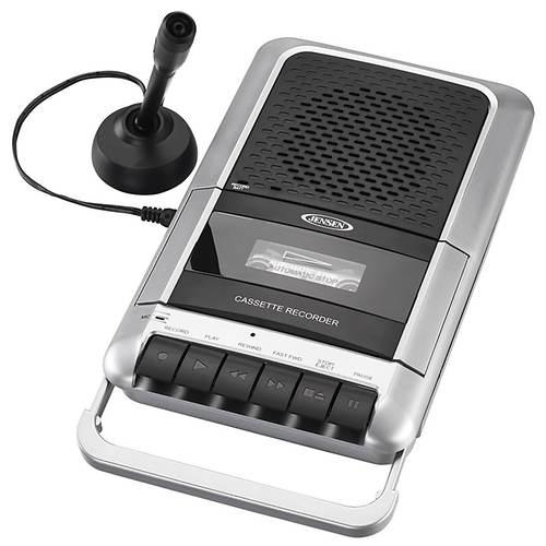 Jensen Shoebox Cassette Player/Recorder