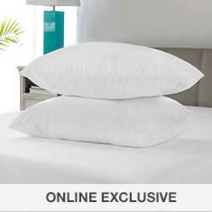 SensorPEDIC Microshield Pillow Protector 2-Pack