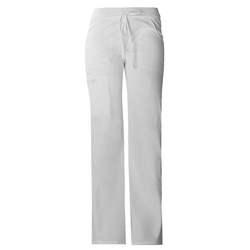 Cherokee Medical Uniforms Workwear Stretch Low Rise Cargo