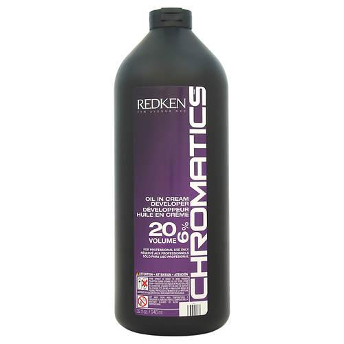 Redken 6% Chromatics Oil In Cream Developer