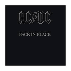 AC/DC - Back In Black (Vinyl LP)