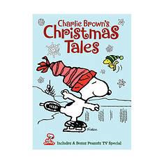 Charlie Brown's Christmas Tales (DVD)