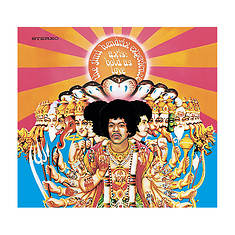 The Jimi Hendrix Experience - Axis: Bold as Love (Vinyl LP)