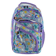 High Sierra Wiggie Backpack and Lunch Kit Combo