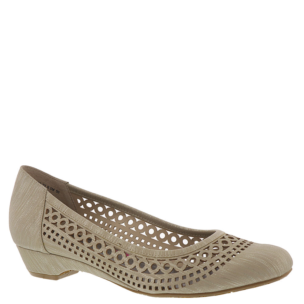 *Chicly detailed and sleek this casual slip-on is the perfect go-to essential for your wardrobe *Synthetic upper with laser-cut detail for breathability *EVA padded footbed *Lightweight durable flexible rubber outsole *1\\\