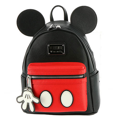caeb0c671b5 Loungefly x Mickey Suit Mini Backpack   FREE Shipping at ShoeMall.com