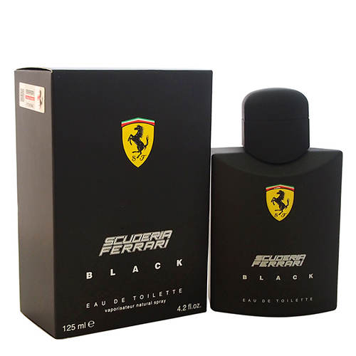 Ferrari Black by Ferrari (Men's)