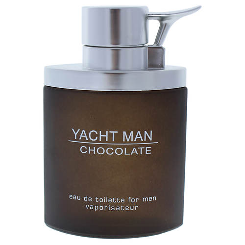 Yacht Man Chocolate by Myrurgia (Men's)