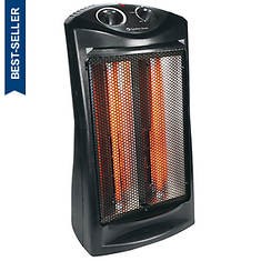 "Comfort Zone 23"" Quartz Tower Heater"