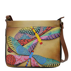 Anna by Anuschka Extendable Crossbody