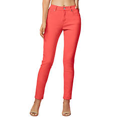 High-Rise Colored Skinny Jean