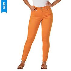 High-Rise Colored Skinny Jean