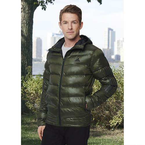 Men's adidas Itavic 3-Stripe Puffer Jacket