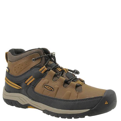 KEEN Targhee Mid Waterproof Y (Boys' Youth)