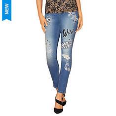 Queen Statement Jeans