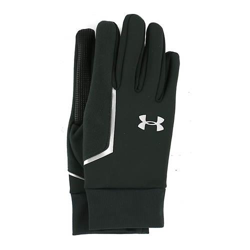Under Armour Men's Run Storm Reflective Liner Glove