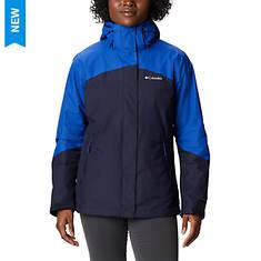 Columbia Women's Bugaboo II Fleece Interchange Jacket