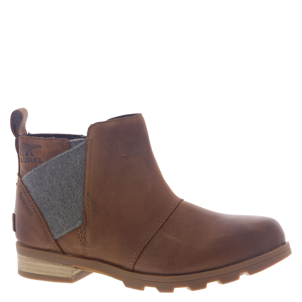 *Complete your cool-weather ensemble with this fierce ankle boot *Waterproof full-grain or suede leather upper *Seam-sealed waterproof construction keeps the elements outside *4\\\