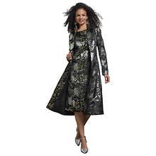 Jacquard Dress Set